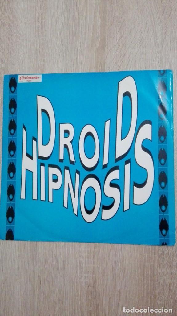 """DROID-HIPNOSIS-VINILO 12"""" MAXI-SINGLE 45 RPM-DEBUT-INGLATERRA-AÑO 1990.IMPORT.TEMAZO RUTA VALENCIA (Música - Discos de Vinilo - Maxi Singles - Electrónica, Avantgarde y Experimental)"""