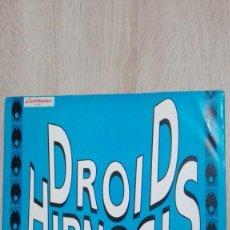 "Discos de vinilo: DROID-HIPNOSIS-VINILO 12"" MAXI-SINGLE 45 RPM-DEBUT-INGLATERRA-AÑO 1990.IMPORT.TEMAZO RUTA VALENCIA. Lote 222295727"