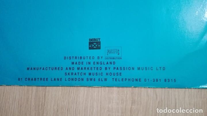 "Discos de vinilo: DROID-HIPNOSIS-VINILO 12"" MAXI-SINGLE 45 RPM-DEBUT-INGLATERRA-AÑO 1990.IMPORT.TEMAZO RUTA VALENCIA - Foto 4 - 222295727"