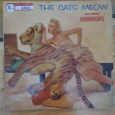 Discos de vinilo: 43011 - JERRY MURAD - THE CATS MEOW - AÑO ?. Lote 222303516