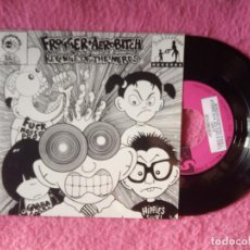Discos de vinilo: EP FROGGER + AEROBITCH - REVENGE OF THE NERDS / CHINESES GIRL +5 - 21058 - (NM/EX). Lote 222304602