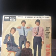Discos de vinilo: THE BEATLES - DAY TRIPPER. Lote 222307493