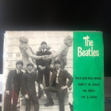 Discos de vinilo: THE BEATLES - ROCK AND ROLL MUSIC. Lote 222307595
