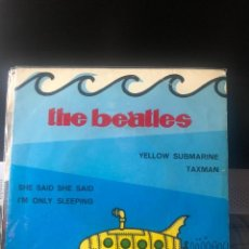 Discos de vinilo: THE BEATLES - YELLOW SUBMARINE. Lote 222307755