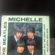 Discos de vinilo: THE BEATLES - MICHELLE. Lote 222308196