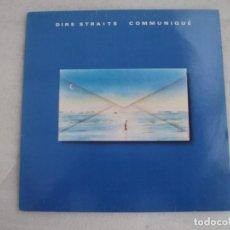 Discos de vinilo: DIRE STRAITS, COMMUNIQUÉ, LP EDICION ESPAÑOLA 1979 VERTIGO. Lote 222309028