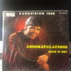 Discos de vinilo: CLIFF RICHARD - CONGRATULATIONS. Lote 222310891