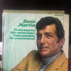 Discos de vinilo: DEAN MARTIN . VUELVE DEPRISA. Lote 222311516