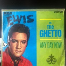 Discos de vinilo: ELVIS PRESLEY - IN THE GHETTO. Lote 222311641