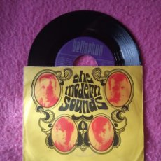 Discos de vinilo: SINGLE THE MODERN SOUNDS - CRAZY LOVE - BELLAPHON BL 1082 - GERMANY PRESS (VG+/VG++). Lote 222313038