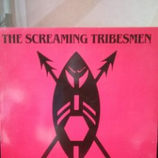 Discos de vinilo: THE SCREAMING TRIBESMEN 82-84 AUSTRALIANOS .MASUAK PRODUCE. Lote 222317741