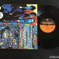 """Discos de vinilo: BRILLIANT IT'S A MAN'S MAN'S MAN'S WORLD - EXTENDED 12"""" UK. Lote 222325346"""