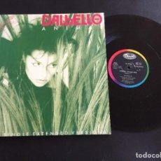 """Discos de vinilo: DALBELLO ANIMAL - EXTENDED 12"""" GERMNAY. Lote 222329972"""
