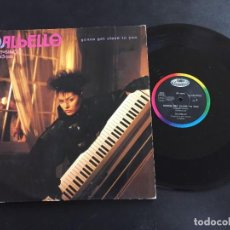 """Discos de vinilo: DALBELLO GONNA GET CLOSE TO YOU - EXTENDED 12"""" GERMANY. Lote 222330390"""
