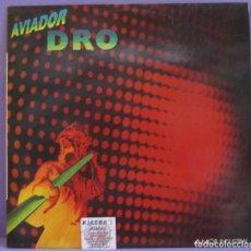 Discos de vinilo: AVIADOR DRO - AMOR INDUSTRIAL - MAXI 12' 45 RPM 1983. Lote 222334888