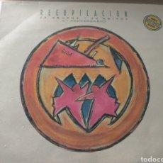 Discos de vinilo: RECOPILACIÓN 5 ANIVERSARIO DOBLE LP. Lote 222335426