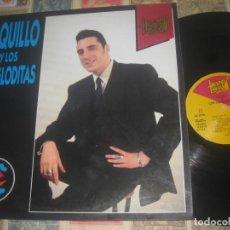 Discos de vinilo: LOQUILLO Y LOS TROGLODITAS LP HEROES DE LOS 80´S (1990) 3 CIPRESES *. Lote 222343522