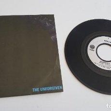 Discos de vinilo: METALLICA SINGLE THE UNFORGIVEN Y KILLING TIME. Lote 222344241