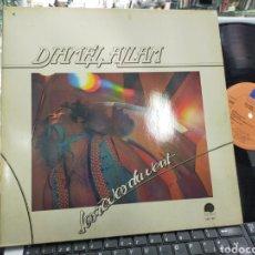 Discos de vinilo: DJAMEL ALLAM LP LES REVÉS DU VENT FRANCIA 1978 CARPETA DOBLE. Lote 222344301