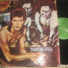 Discos de vinilo: DAVID BOWIE - DIAMOND DOGS ( RCA1974,) 1983 RE EDITADO, ESPAÑA. Lote 222344367