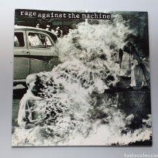 Discos de vinilo: LP RAGE AGAINST THE MACHINE (HOLANDA - EPIC/SONY - 1992) RARE ORIGINAL PRIMERA EDICION!!. Lote 222350986