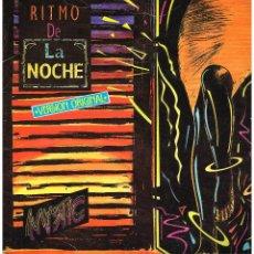 Discos de vinilo: MYSTIC - RITMO DE LA NOCHE - MAXI SINGLE 1990. Lote 222351226