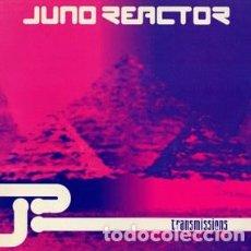 Discos de vinilo: JUNO REACTOR-TRANSMISSIONS-2LP. Lote 222353765