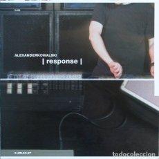 Discos de vinilo: ALEXANDER KOWALSKI –  RESPONSE . Lote 222354341
