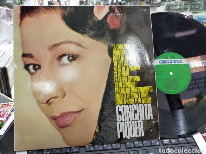 CONCHITA PIQUER LP 1971 LABELS DIFERENTES (Música - Discos - LP Vinilo - Flamenco, Canción española y Cuplé)