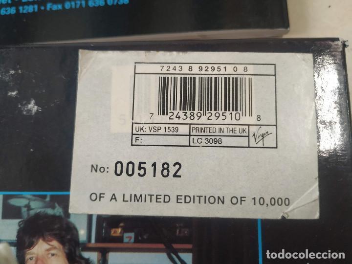 Discos de vinilo: ROLLING STONES - I GO WILD - CAJA CON SINGLE PICTURE DISC Y LIBRETO - EDICIÓN LIMITADA 10.000 - UK - Foto 8 - 222360788
