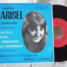 Discos de vinilo: MARISEL EP CARACOLA NUEVO A ESTRENAR. Lote 222360896