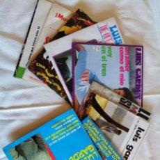 Discos de vinilo: LUIS GARDEY LOTE 10 DISCOS (EPS Y SINGLES) AÑOS 60 COMO NUEVOS DETALLES EN FOTOS VER MAS INFORMACION. Lote 222362110