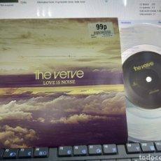 Discos de vinilo: THE VERVE SINGLE LOVE IS NOISE 2008. Lote 222366792