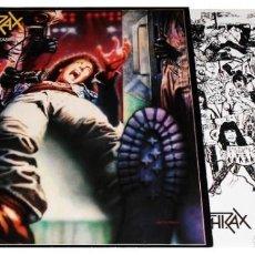 Discos de vinilo: V1015 - ANTHRAX. SPREADING THE DISEASE. LP VINILO. Lote 222375185