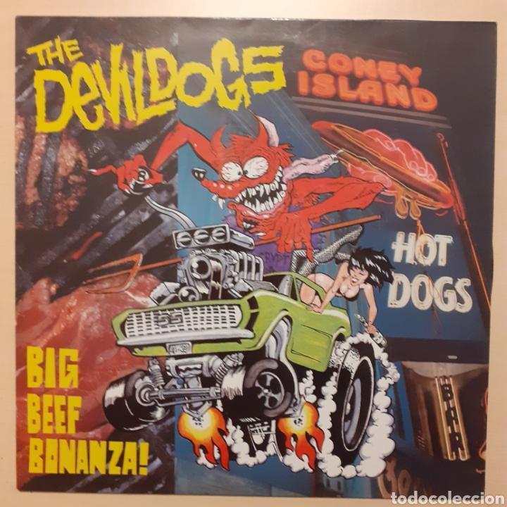 THE DEVILDOGS. BIG BEEF BONANZA!. ROMILAR-D 1990 (Música - Discos - LP Vinilo - Pop - Rock Extranjero de los 90 a la actualidad)