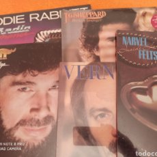 Discos de vinilo: RABBITT, SHEPPARD, GOSDIN.. LOTE DE 5 LP USA. Lote 222378523