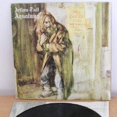 Discos de vinilo: AQUALUNG - JETHRO TULL - 1971 - ESPAÑA - GATEFOLD - ENCARTE - VG-/VG. Lote 222384685
