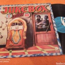 Discos de vinilo: JUKE BOX REVIVAL AÑOS 40, ORIGINALES LP. Lote 222385177
