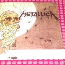 Discos de vinilo: METALLICA ONE 1989 EUROPE MAXI. Lote 222390236