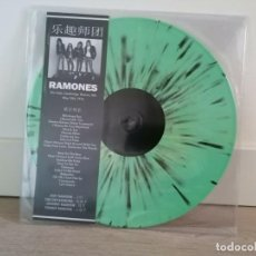Discos de vinilo: RAMONES LIVE AT THE CLUB CAMBRIDGE BOSTON. MAY 12TH, 1976 NUEVO SOLO 349 COPIAS MISFITS. Lote 222392100