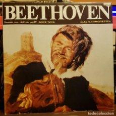 Discos de vinilo: BEETHOVEN - SONATE PER VIOLINO OP 47 KREUTZER. Lote 222395333
