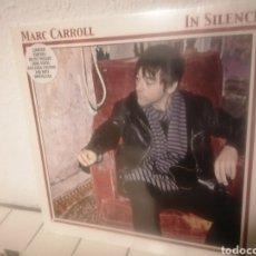 Discos de vinilo: LOTT24 LP MARC CARROLL IN SILENCE COPIA NUEVA A DESPRECINTAR. Lote 222395338