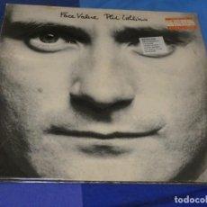 Discos de vinilo: EXPRO LP UK? 1981 GATEFOLD PHIL COLLINS FACE VALUE VINILO MUY BUEN ESTADO. Lote 222397636