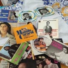 Discos de vinilo: 32 SINGLE Y MAXI-SINGLE DE FLAMENCO, OCASIÓN, BUEN ESTADO TODOS, UN LUJO.. Lote 222401885