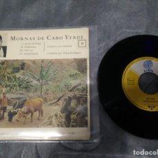 Discos de vinilo: DJOSINHA, TITINA RODRIGUES – MORNAS DE CABO VERDE. Lote 222402515