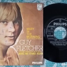 Discos de vinilo: SINGLE GUY FLETCHER - MARY IN THE MORNING - ¡UNICO ENVIO A FINAL DE MES!. Lote 222413898