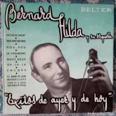 Discos de vinilo: SINGLE BERNARD HILDA Y SU ORQUESTA - VOLUMEN II - ¡UNICO ENVIO A FINAL DE MES!. Lote 222413962