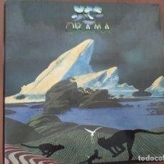 Discos de vinilo: YES – DRAMA - ATLANTIC ESPAÑA 1980 - GATEFOLD. Lote 222425801
