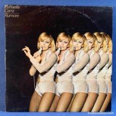 Discos de vinilo: LP - VINILO RAFFAELLA CARRA - RUMORE - ESPAÑA - AÑO 1975. Lote 222426656