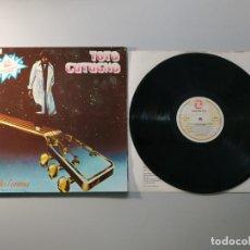 Discos de vinilo: 1010- TOTO CUTUGNO DAME EL CORAZON PROMO ESPAÑA VIN POR G DIS VG+. Lote 222428398